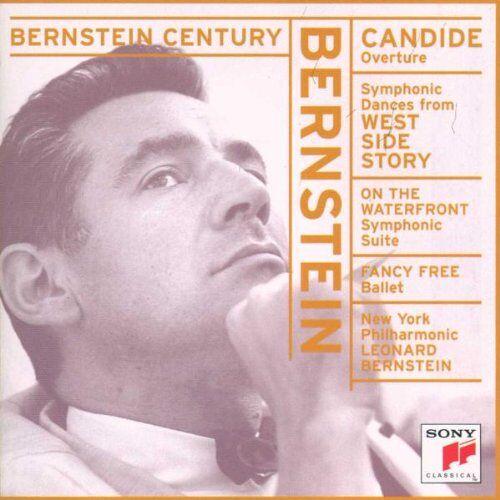 l. Bernstein - Bernstein Century (Bernstein: Orchesterwerke) - Preis vom 10.04.2021 04:53:14 h