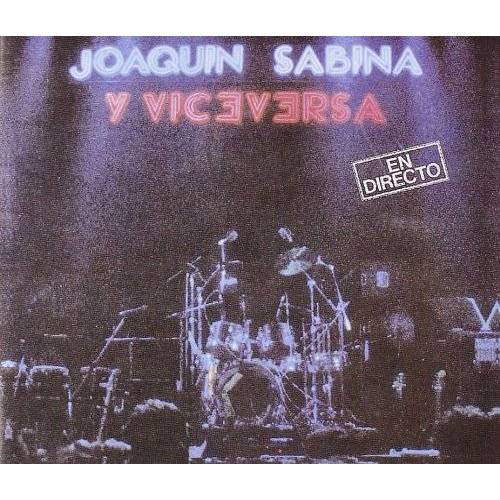 Joaquin Sabina - En Directo [Y Viceversa] - Preis vom 10.05.2021 04:48:42 h