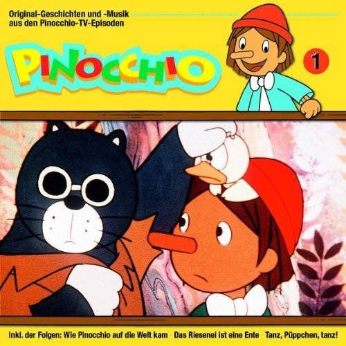 Pinocchio - Folge 1 - Preis vom 12.05.2021 04:50:50 h