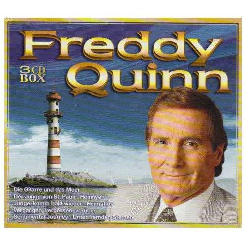 Freddy Quinn - Quinn,Freddy - Preis vom 13.05.2021 04:51:36 h