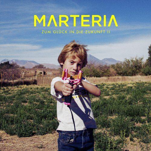 Marteria - Zum Glück in die Zukunft II - Preis vom 13.05.2021 04:51:36 h