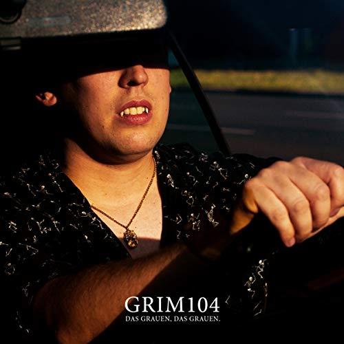 Grim104 - Das Grauen,das Grauen [Vinyl LP] - Preis vom 20.10.2020 04:55:35 h
