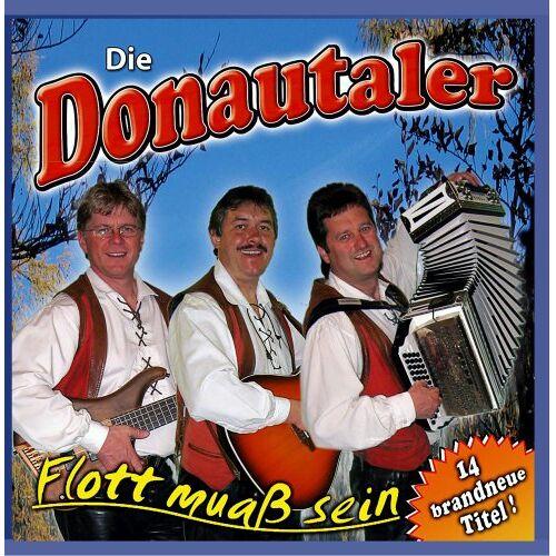 Die Donautaler - Flott Muass Sein - Preis vom 21.10.2020 04:49:09 h