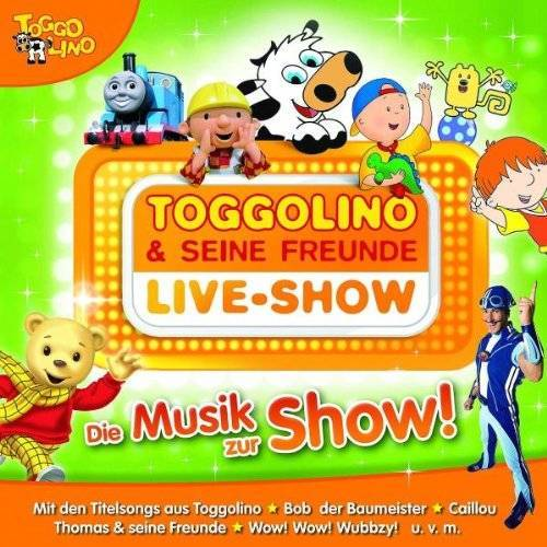 Various - Toggolino Live-Show-Die Musik Zur Show! - Preis vom 28.05.2020 05:05:42 h