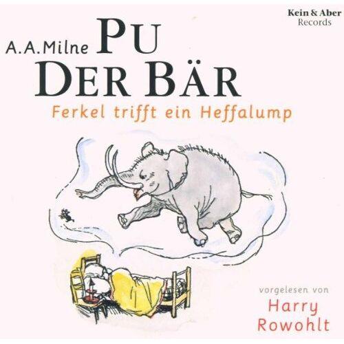 Pu der Bär (Harry Rowohlt) - Ferkel Trifft Ein Heffalump - Preis vom 16.04.2021 04:54:32 h