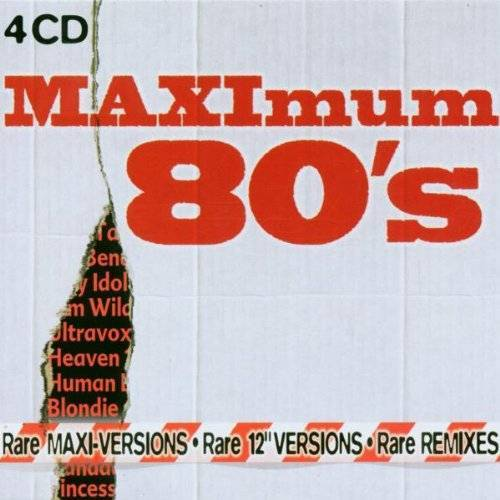 Various - Maximum 80'S - Preis vom 25.02.2020 06:03:23 h