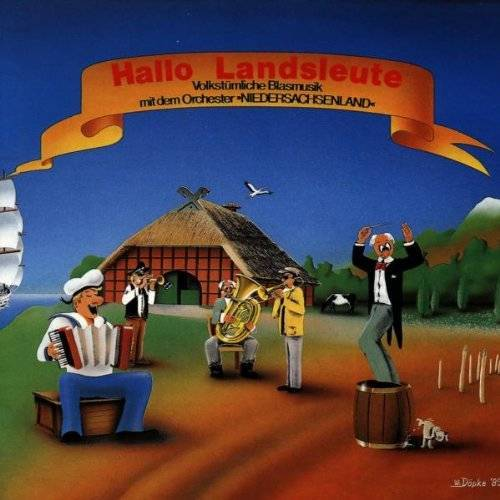 Or Niedersachsenland - Hallo Landsleute - Preis vom 04.09.2020 04:54:27 h