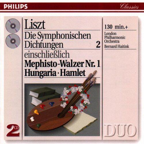 Haitink - Sinfonische Dichtungen Vol. 2 - Preis vom 01.03.2021 06:00:22 h