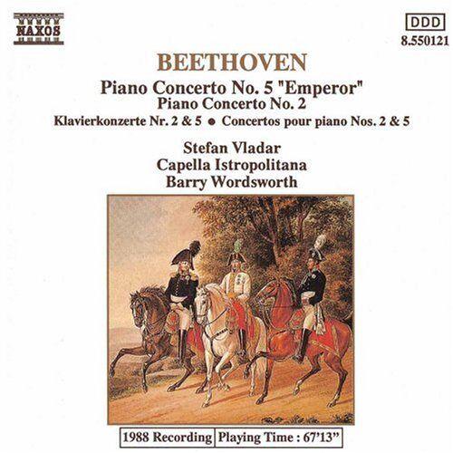 L.V. Beethoven - Beethoven Klavierkonzert 2 und 5 - Preis vom 19.01.2021 06:03:31 h