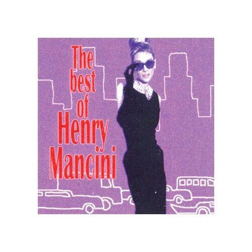 Henry Mancini - The Best Of Henry Mancini - Preis vom 25.02.2021 06:08:03 h