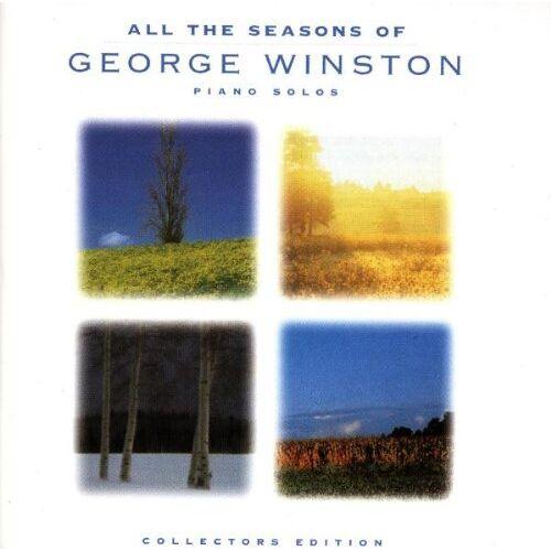 George Winston - All the Seasons of George Winston - Preis vom 08.04.2021 04:50:19 h