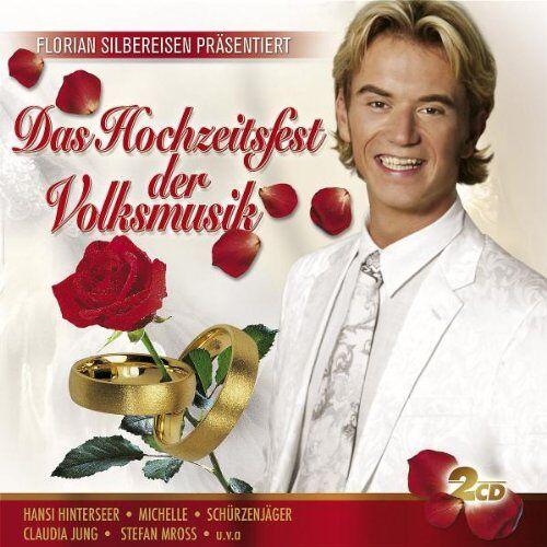 Various - Das Hochzeitsfest Der Volksmusik - Preis vom 18.04.2021 04:52:10 h