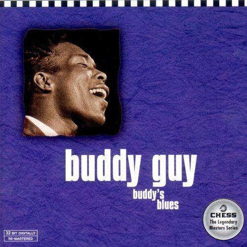 Buddy Guy - Buddy'S Blues - Preis vom 15.10.2020 04:56:03 h