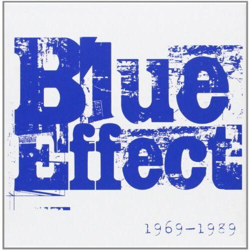 Blue Effect - Blue Effect 1969-1989 - Preis vom 03.09.2020 04:54:11 h