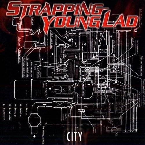 Strapping Young Lad - City - Preis vom 10.05.2021 04:48:42 h