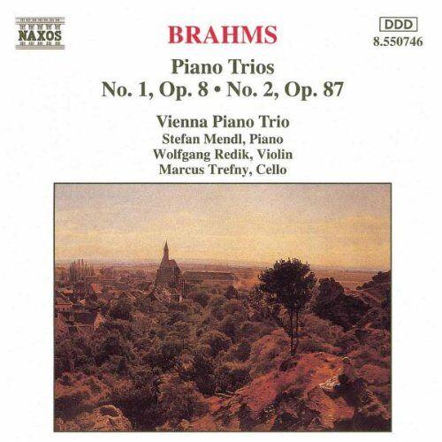 Wiener Klaviertrio - Brahms Klaviertrios 1 und 2 Mendl - Preis vom 06.05.2021 04:54:26 h