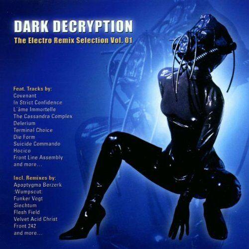 Various - Dark Decryption 1-Electro Re - Preis vom 28.02.2021 06:03:40 h