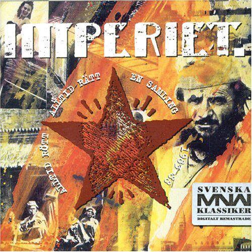 Imperiet - Alltid Rott Alltid Ratt Samlin - Preis vom 12.05.2021 04:50:50 h