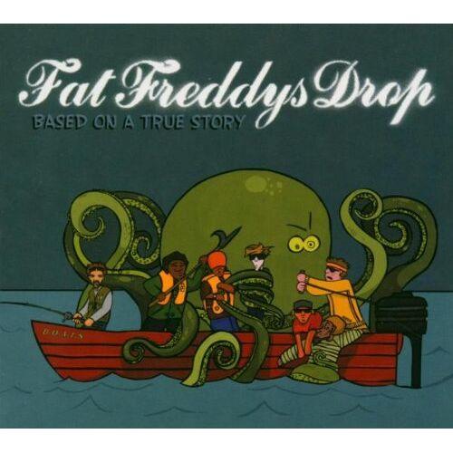 Fat Freddys Drop - Based on a True Story - Preis vom 16.04.2021 04:54:32 h