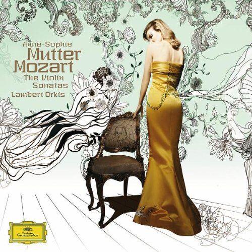 Anne-Sophie Mutter - Die Violinsonaten (Digi-Pack) - Preis vom 20.10.2020 04:55:35 h