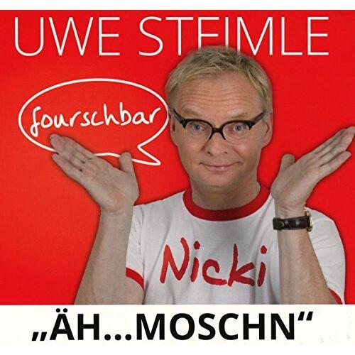 Uwe Steimle - Äh...Moschn - Preis vom 20.10.2020 04:55:35 h