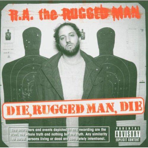 RA The Rugged Man - Die, Rugged Man, Die - Preis vom 09.04.2021 04:50:04 h