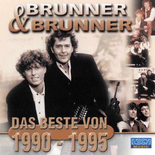 Brunner & Brunner - Das Beste Von 1990-1995 - Preis vom 14.04.2021 04:53:30 h