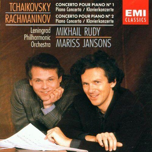 Rudy - Klavierkonzert 1 / Klavierkonzert 2 - Preis vom 26.02.2021 06:01:53 h