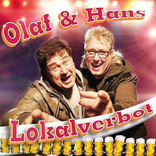 Olaf und Hans - Lokalverbot - Preis vom 18.10.2020 04:52:00 h