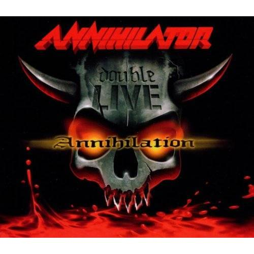 Annihilator - Double Live Annihilation,Ltd.E - Preis vom 20.10.2020 04:55:35 h