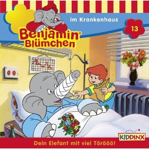 Benjamin Bl³mchen - Im Krankenhaus - Preis vom 15.04.2021 04:51:42 h