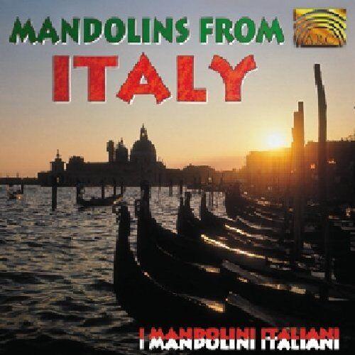 Stefano Bonvini - Mandolins from Italy-I Mando - Preis vom 27.02.2021 06:04:24 h
