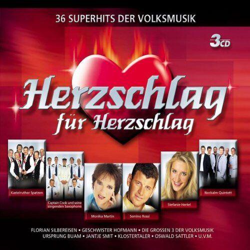 Various - Herzschlag für Herzschlag - Preis vom 20.10.2020 04:55:35 h