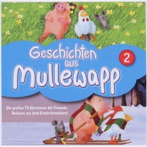 Mullewapp - (2)Geschichten aus Mullewapp - Preis vom 14.04.2021 04:53:30 h