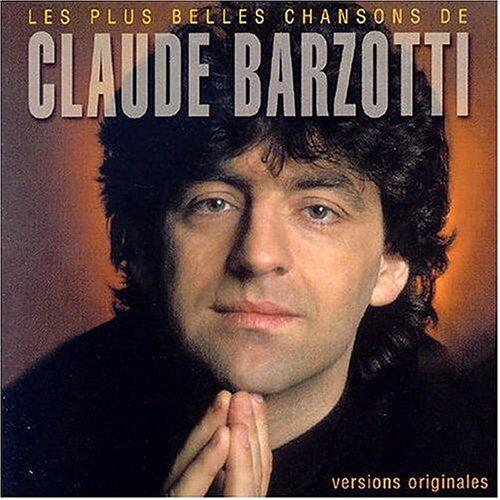 Claude Barzotti - Les Plus Belles Chansons de Claude Barzotti - Preis vom 07.04.2021 04:49:18 h