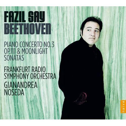 Fazil Say - Klavierkonzert 3,Klaviersonaten 32+14'mondsc - Preis vom 05.05.2021 04:54:13 h