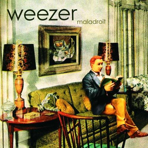 Weezer - Maladroit - Preis vom 21.10.2020 04:49:09 h