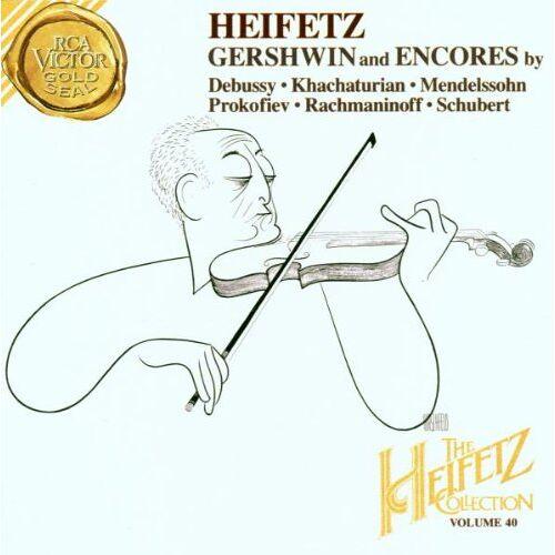Heifetz 40 - Heifetz-Collection Vol. 40 - Preis vom 01.03.2021 06:00:22 h