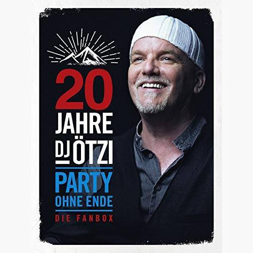 DJ Ötzi - 20 Jahre DJ Ötzi-Party Ohne Ende (Ltd.Fanbox) - Preis vom 04.09.2020 04:54:27 h