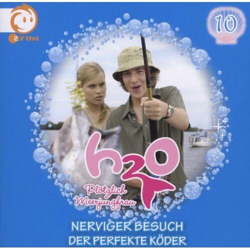 H2o-Plötzlich Meerjungfrau - 10: Nerviger Besuch/der Perfekte Köder - Preis vom 08.05.2021 04:52:27 h
