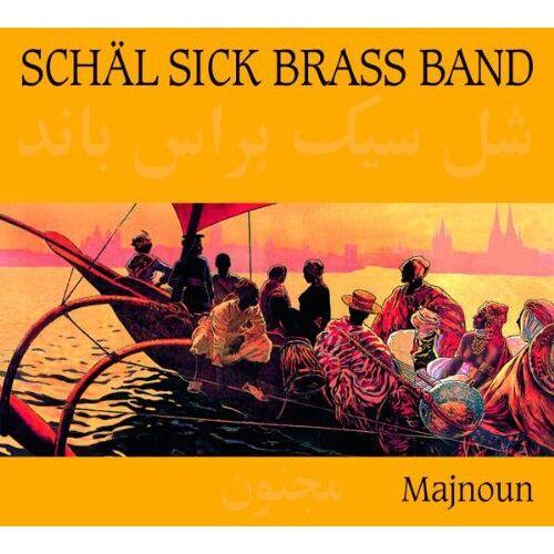 Schael Sick Brass Band - Majnoun - Preis vom 25.02.2021 06:08:03 h
