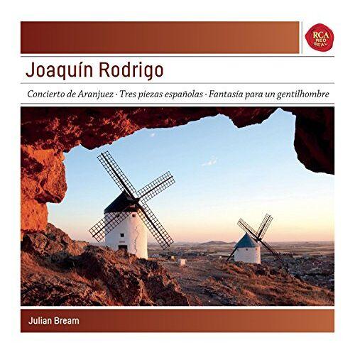 Julian Bream - Concierto de Aranjuez/Tres Piezas Espanolas - Preis vom 18.01.2020 06:00:44 h