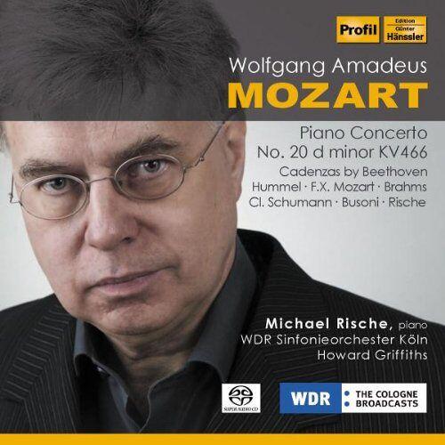 Rische - Klavierkonzert 20/Kadenzen - Preis vom 20.10.2020 04:55:35 h