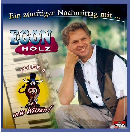 Egon Hölz - Ein zünftiger Nachmittag mit ... - Preis vom 12.04.2021 04:50:28 h