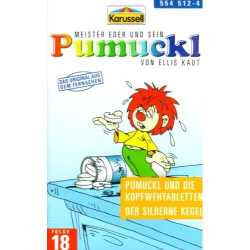 Pumuckl - 18:Pumuckl und die Kopfwehtabletten/der Silberne K [Musikkassette] - Preis vom 24.01.2021 06:07:55 h