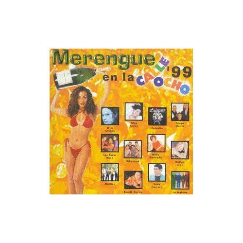 V.a. Merengue - Merengue en la Calle 99 - Preis vom 20.10.2020 04:55:35 h