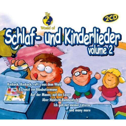Nymphenburger Kinderchor - Schlaf- Und Kinderlieder - Preis vom 18.04.2021 04:52:10 h