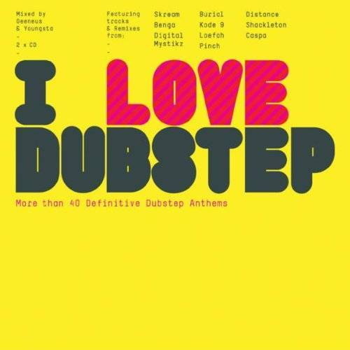 Various - I Love Dubstep - Preis vom 15.04.2021 04:51:42 h