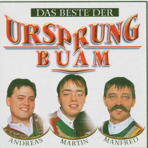 Ursprung Buam - Das Beste - Preis vom 26.02.2021 06:01:53 h