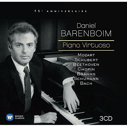 Daniel Barenboim - Piano Virtuoso - Preis vom 23.02.2021 06:05:19 h